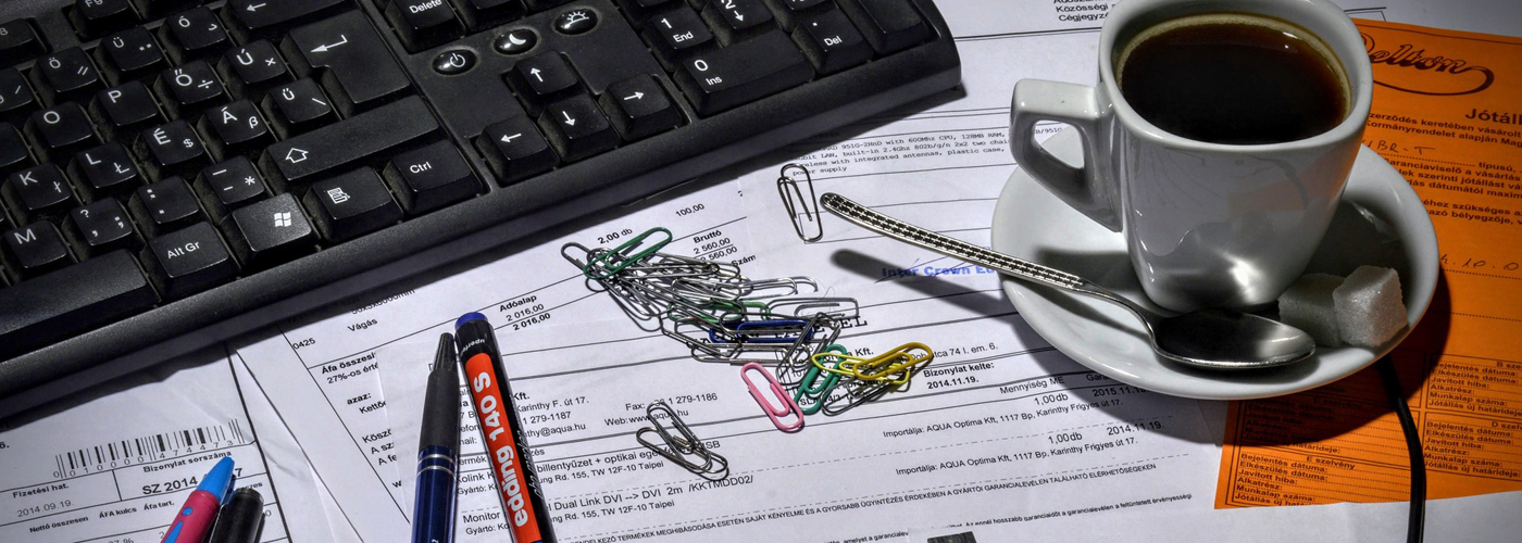 Vereenvoudig de boekhouding